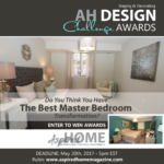 DESIGN CHALLENGE – AWARD OPPORTUNITIES For Stagers + Decorators