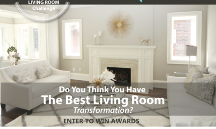 AspiredHOME Design Challenge – The Living Room